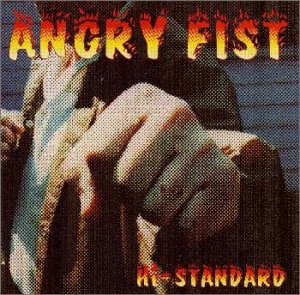 "ALBUM<br />""ANGRY FIST"""