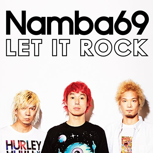 "1st MINI ALBUM<br />""LET IT ROCK"""