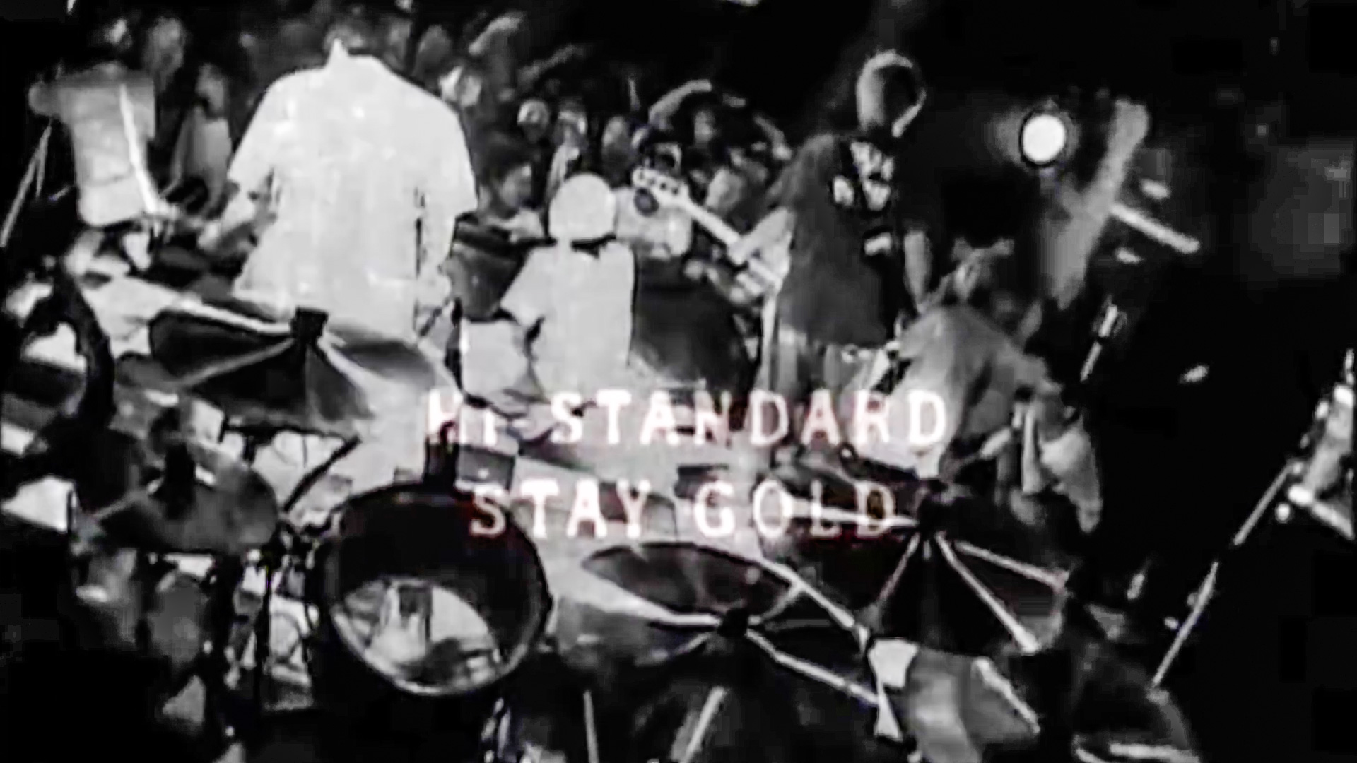 Stay Gold / Hi-STANDARD