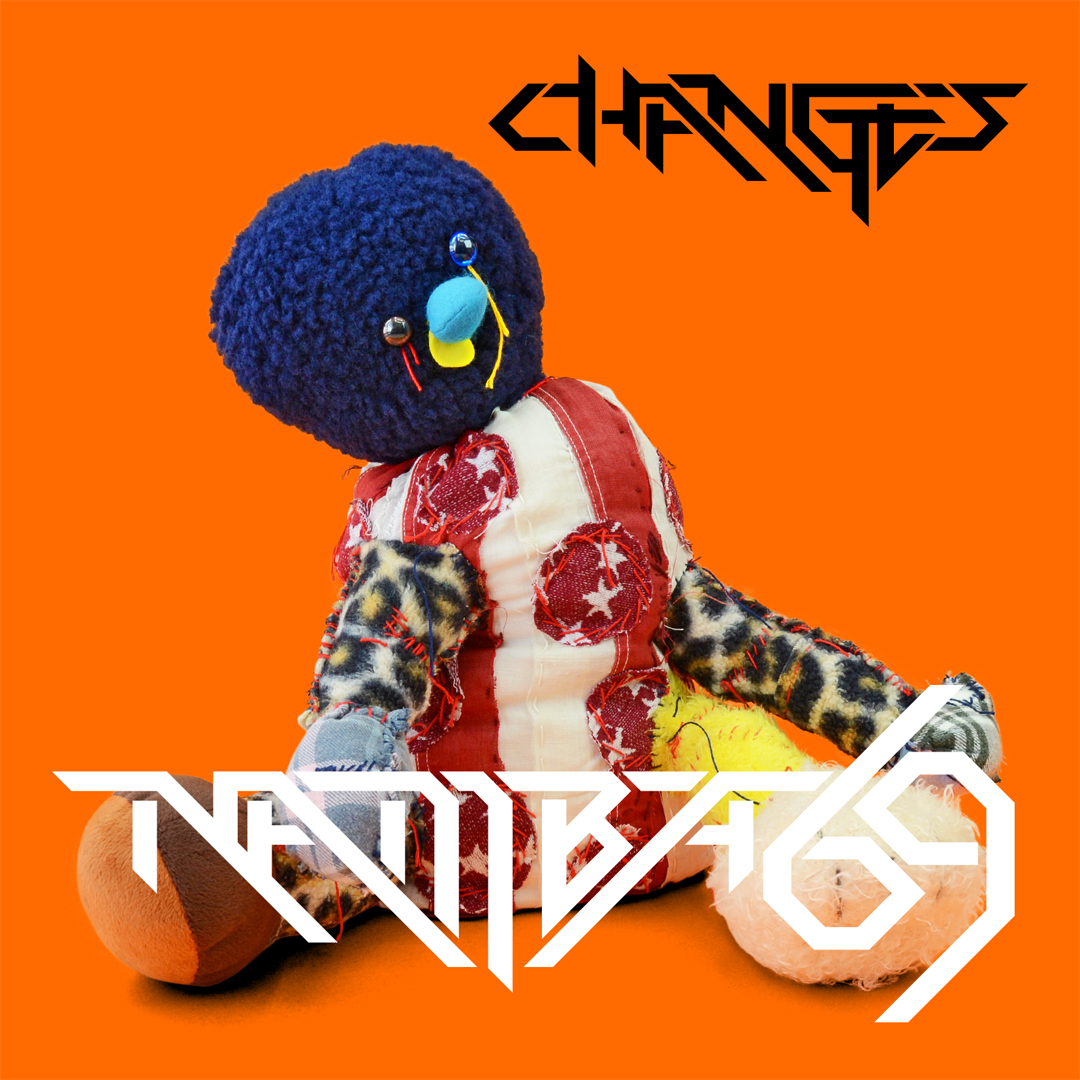 "2nd ALBUM<br />""CHANGES"""